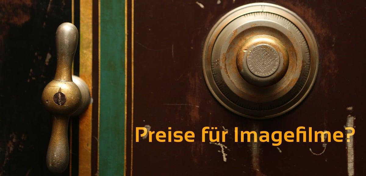 kosten für Imagevideos, Preise Imagefilm